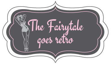 The Fairy Tale Goes Retro Logo